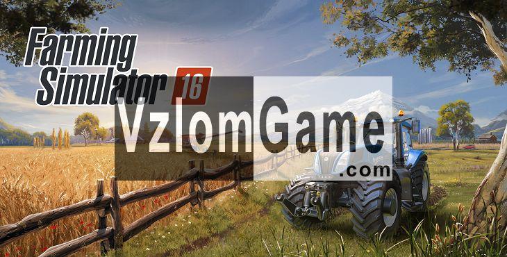 Farming Simulator 16 Взломанная на Деньги