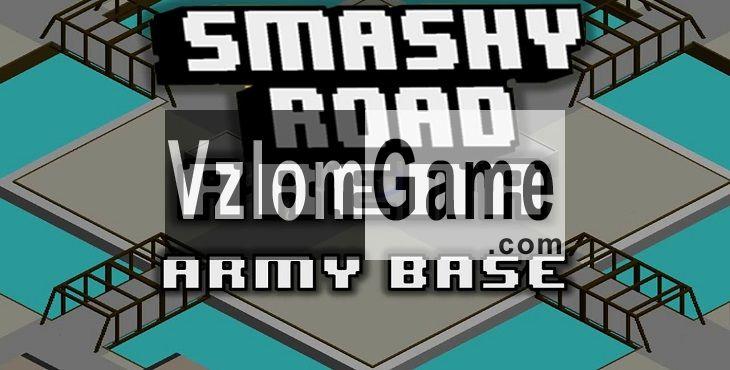 Smashy Road: Arena Взломанная на Деньги и Открыть Все