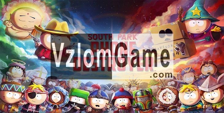 South Park: Phone Destroyer Взломанная на Деньги