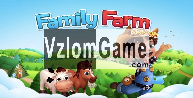 Family Farm Seaside Взломанная на Деньги