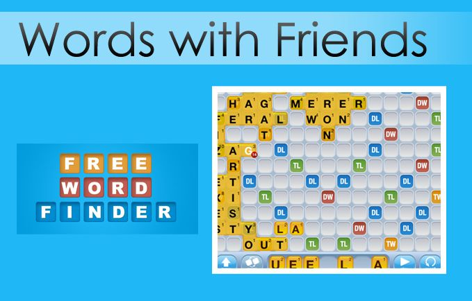 Words With Friends чит коды