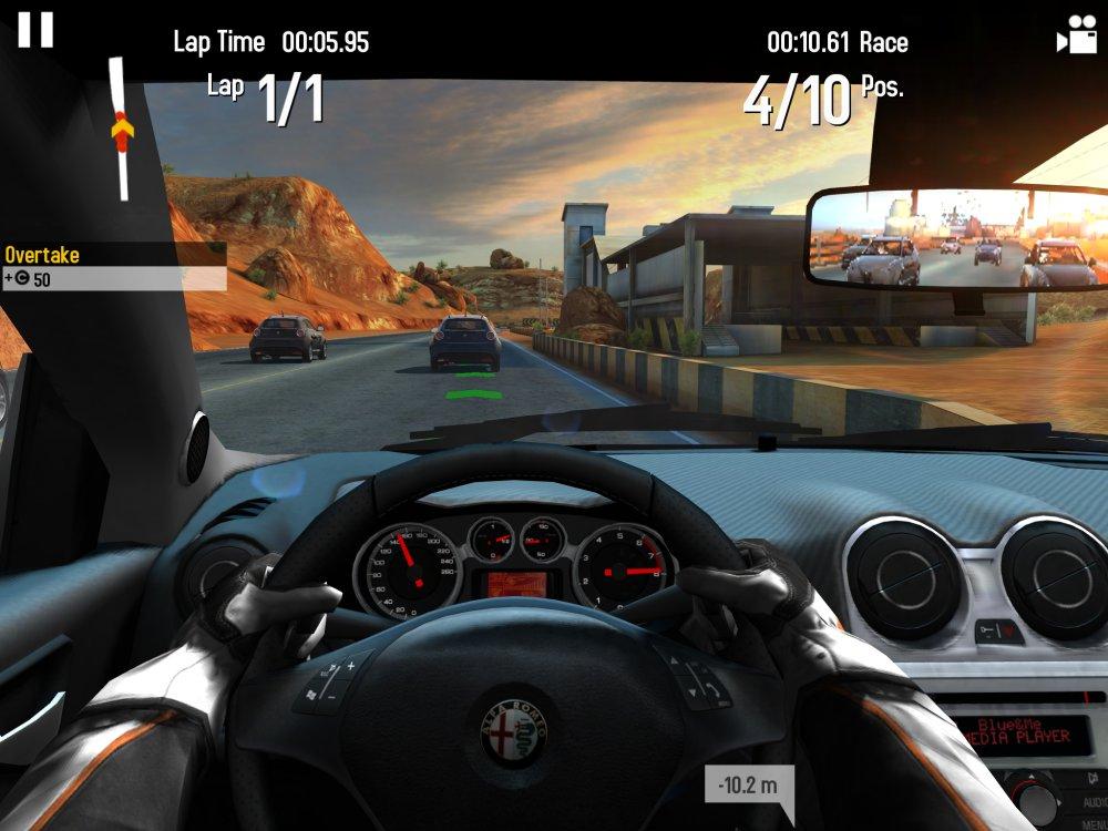 GT Racing 2 чит коды