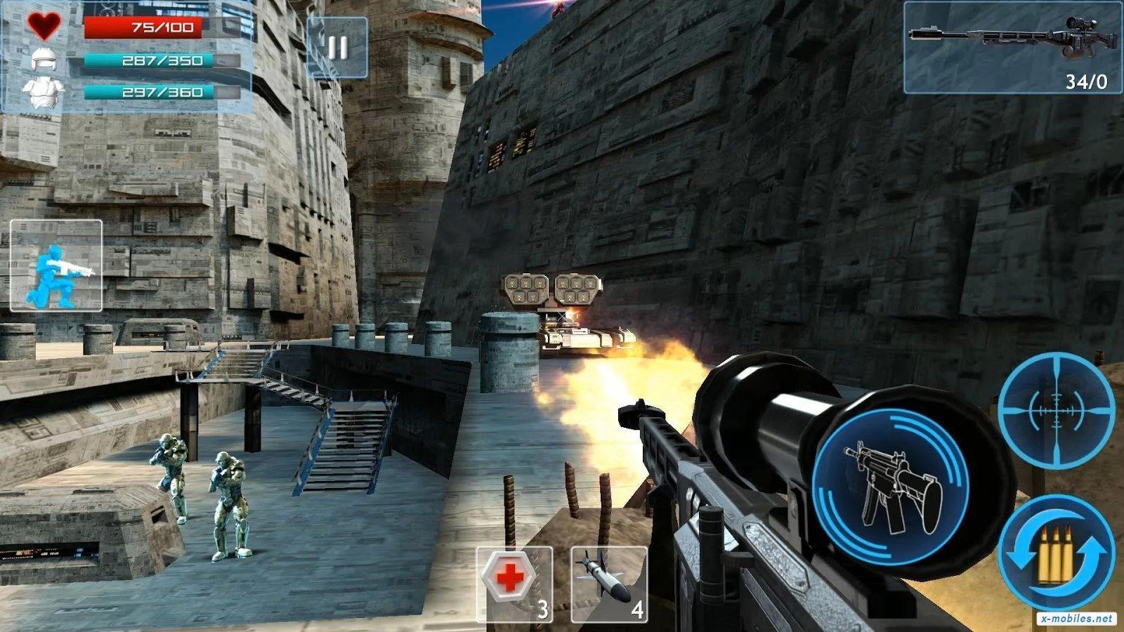 Enemy Strike чит коды