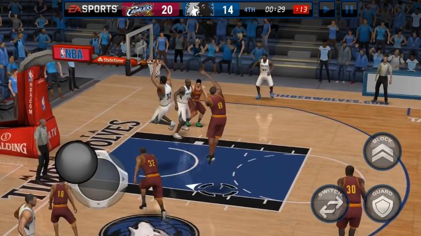NBA Live чит коды