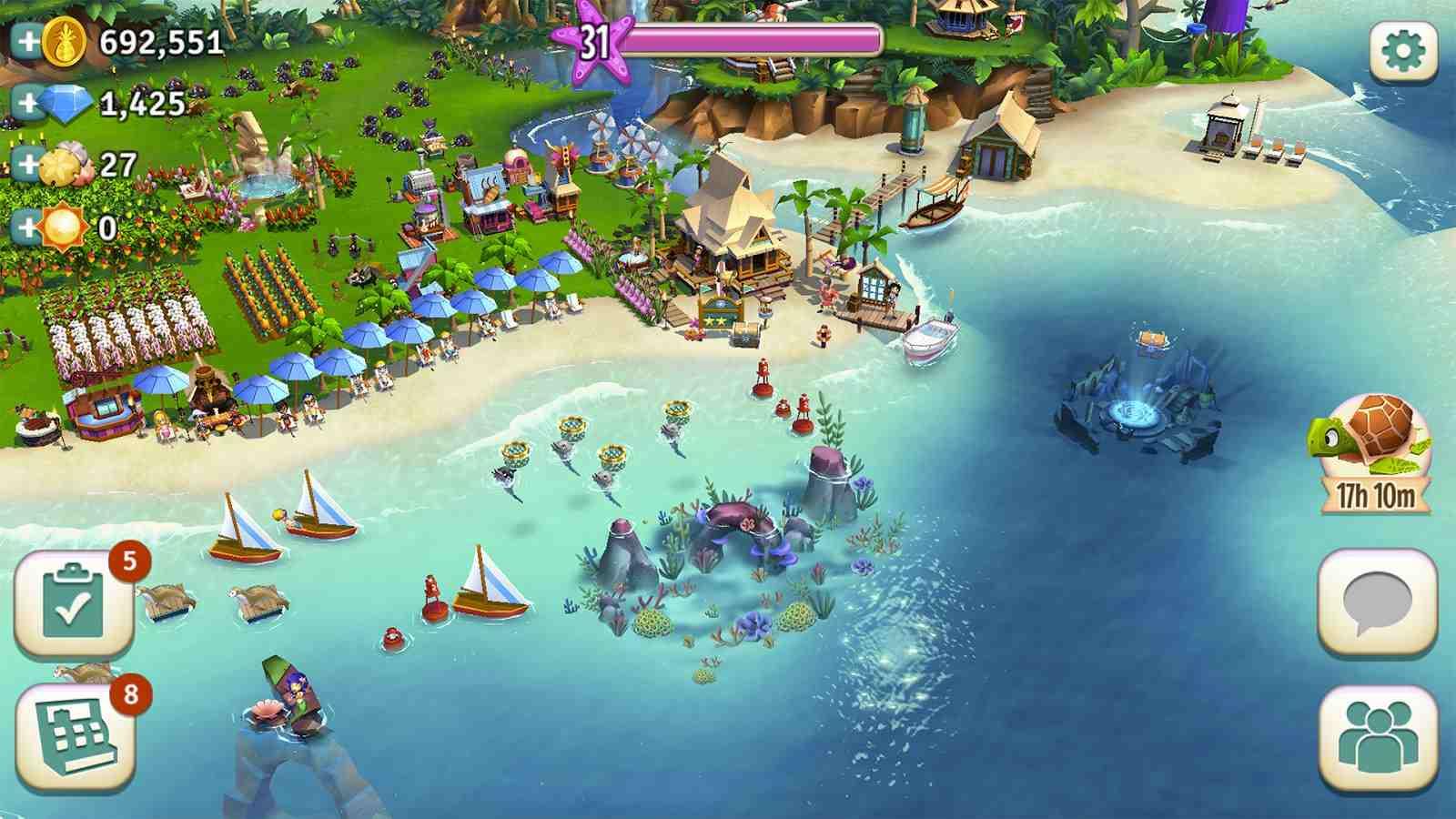 FarmVille: Tropic Escape чит коды