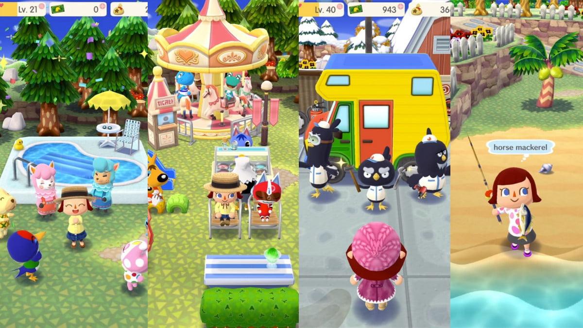 Animal Crossing: Pocket Camp чит коды