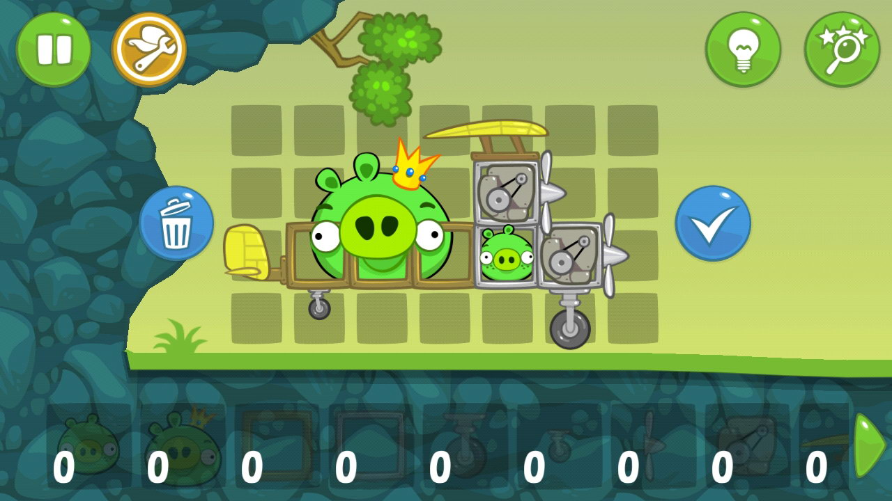 Bad Piggies чит коды