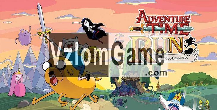 Adventure Time Run Взломанная на Диаманты, Очки, Деньги и Бессмертие