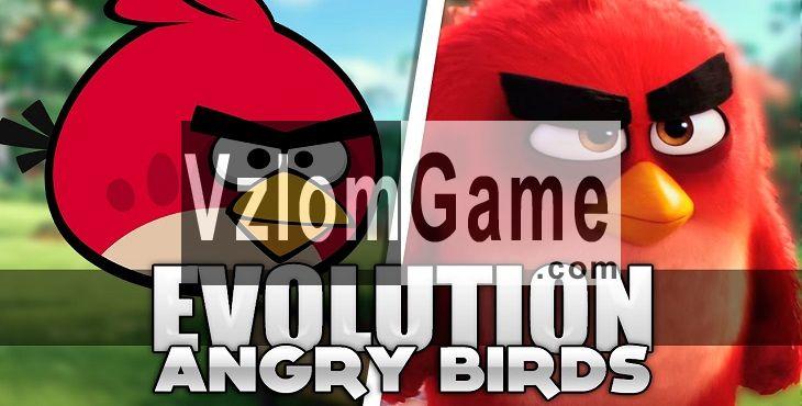 Angry Birds Evolution Взломанная на Кристаллы и Деньги