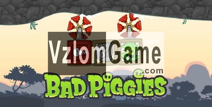 Bad Piggies Взломанная на Деньги и Открыть все
