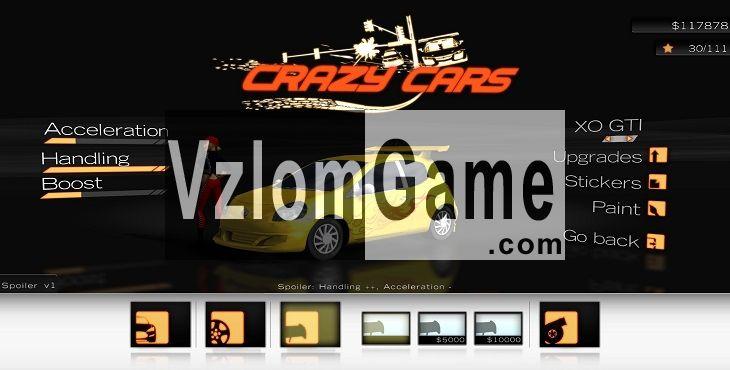 Crazy for Speed Взломанная на Деньги