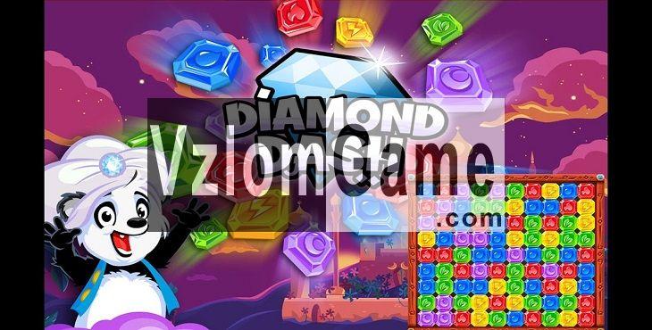 Diamond Dash Взломанная на Деньги и Жизни