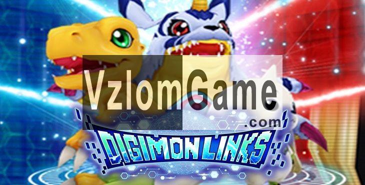 Digimon Links Взломанная на Digistones