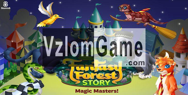 Fantasy Forest Story Взломанная на Алмазы и Деньги