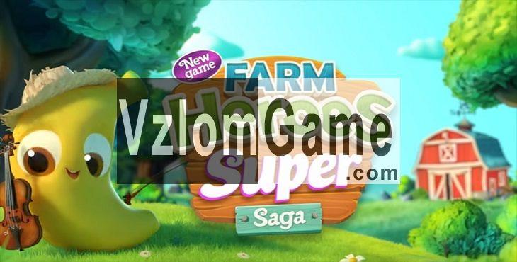 Farm Heroes Super Saga Взломанная на Золото, Жизни и Ходи