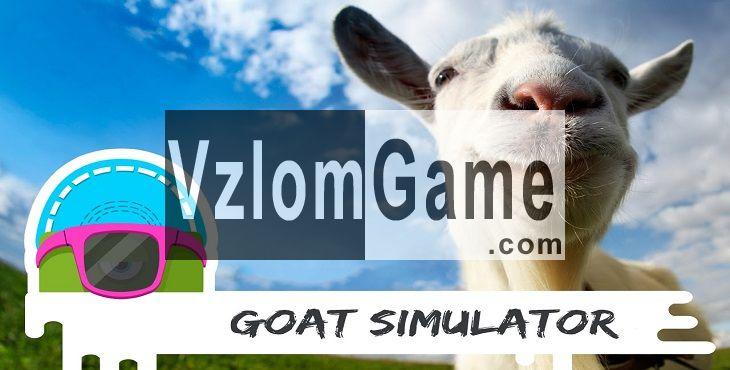 Goat Simulator Взломанная на Карты и Открыть Все