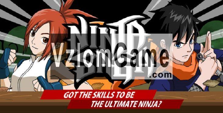 Ninja Saga Взломанная на Золото и Токены