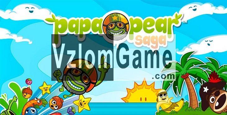 Papa Pear Saga Взломанная на Деньги и Жизни