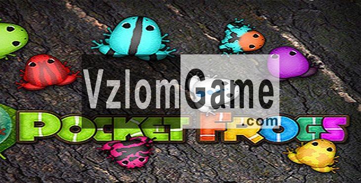 Pocket Frogs Взломанная на Зелье