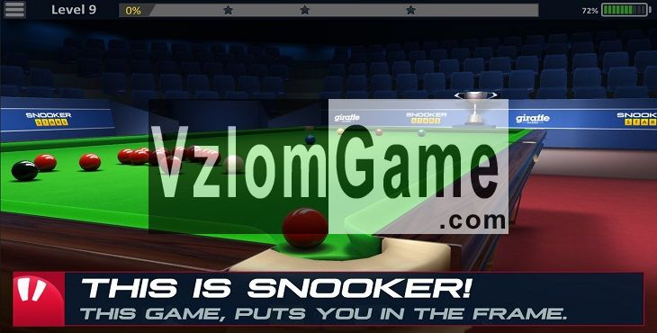 Snooker Stars Взломанная на Деньги