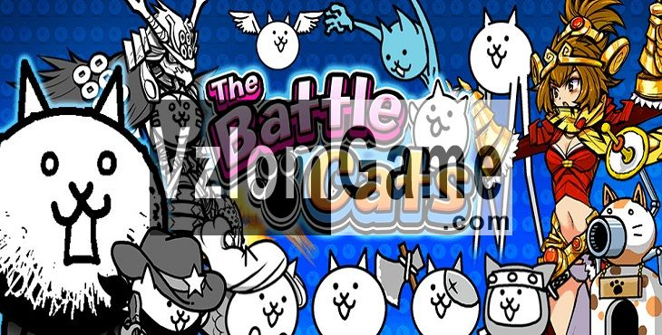 The Battle Cats Взломанная на Банки и Опыт