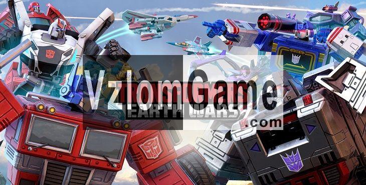 Transformers: Earth Wars Взломанная на Деньги