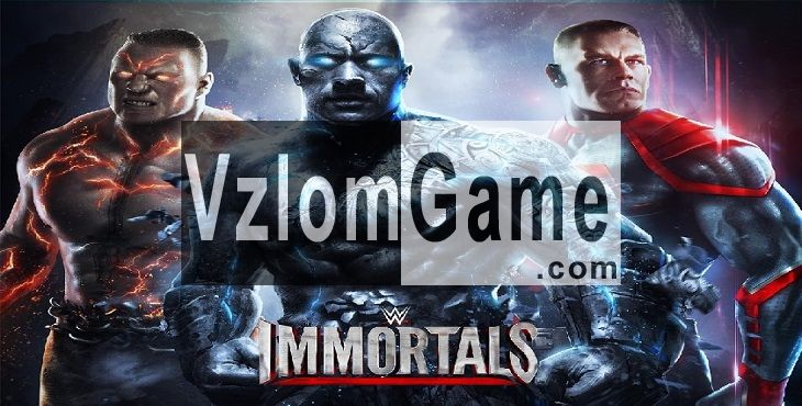WWE Immortals Взломанная на Деньги