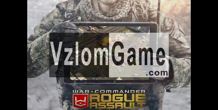 War Commander: Rogue Assault Взломанная на Золото