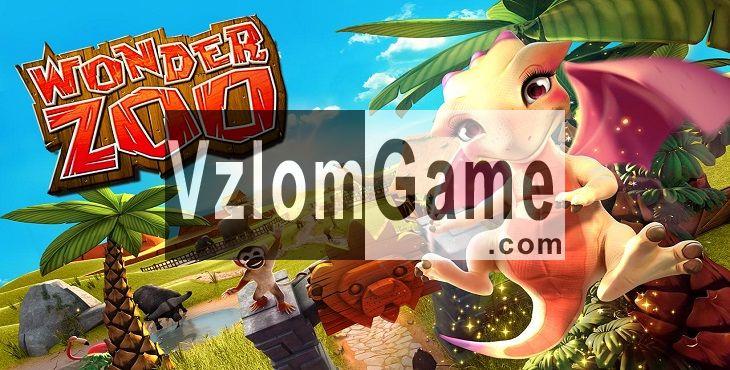 Wonder Zoo Взломанная на Монеты и Арахис