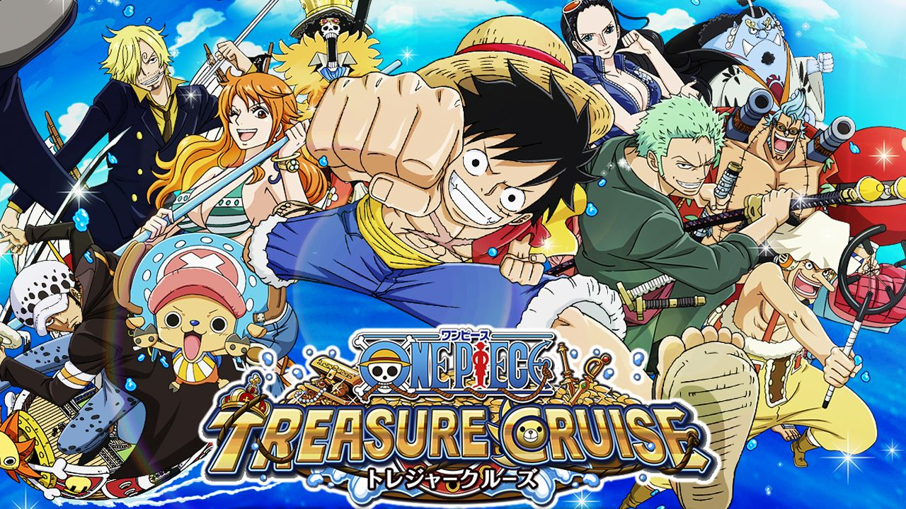 One Piece Treasure Cruise чит коды