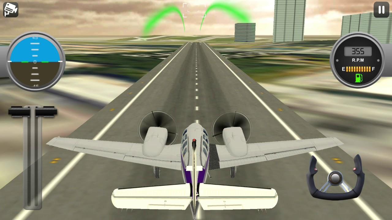 Flight Pilot Simulator 3D чит коды