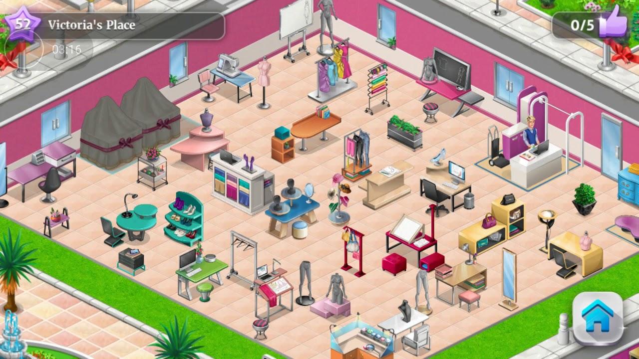 Fashion City 2 чит коды