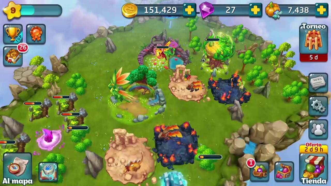 Dragons World чит коды