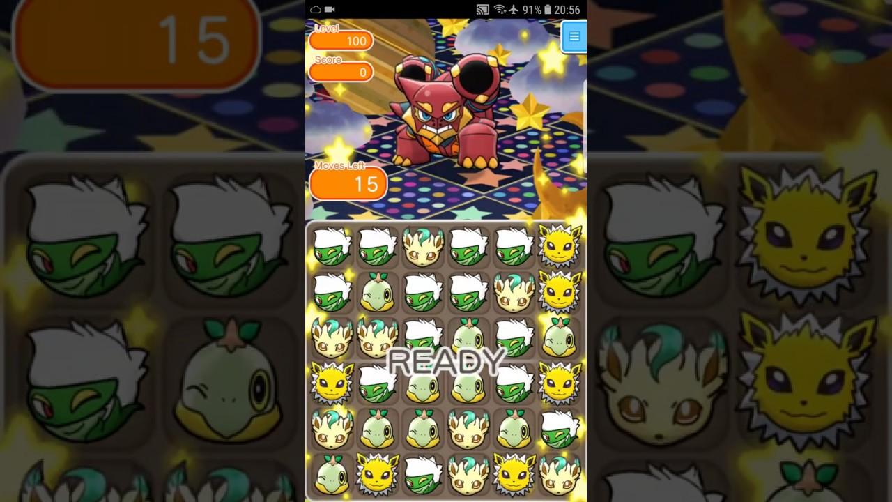 Pokemon Shuffle Mobile чит коды