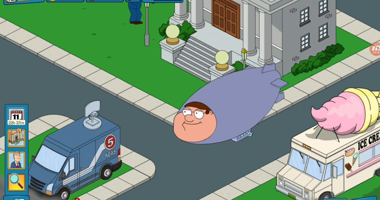Family Guy: The Quest for Stuff чит коды