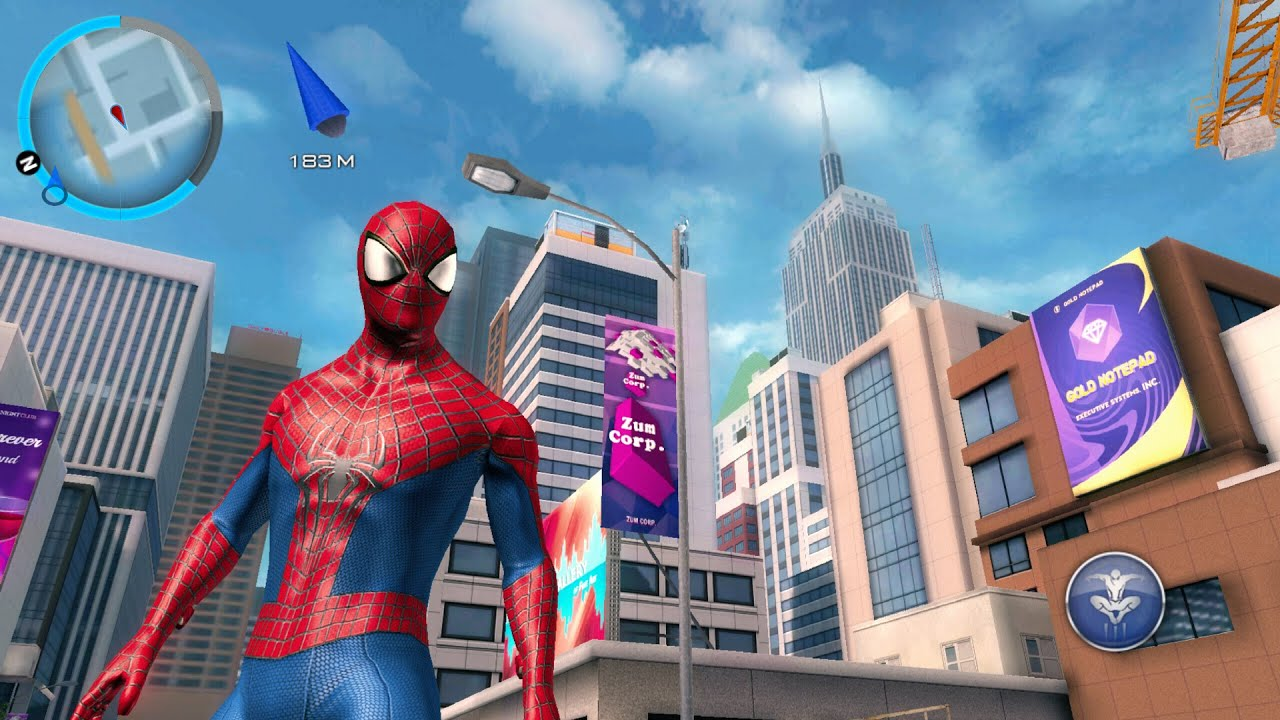 The Amazing Spider-Man 2 чит коды