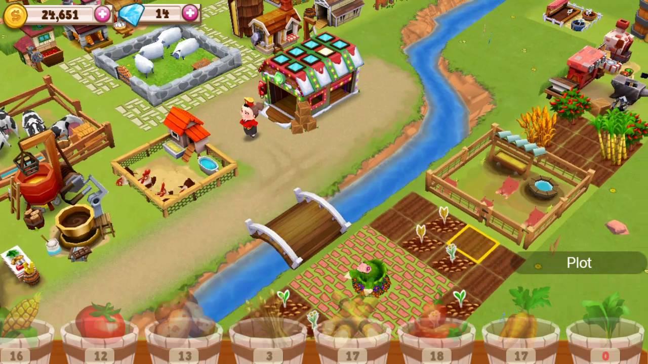 Farm Story 2 чит коды
