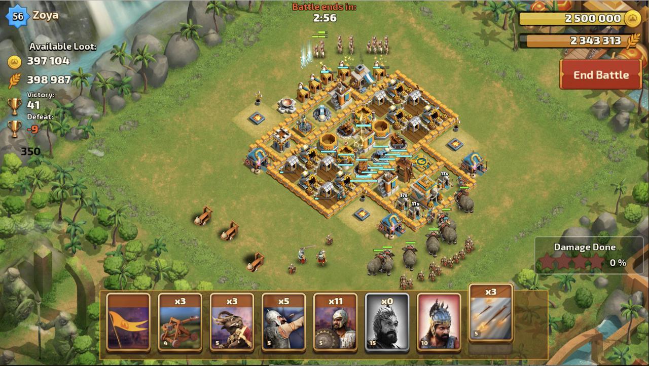 Baahubali: The Game чит коды