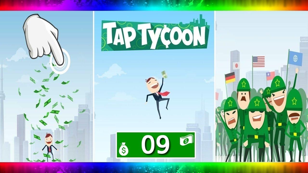Tap Tycoon чит коды