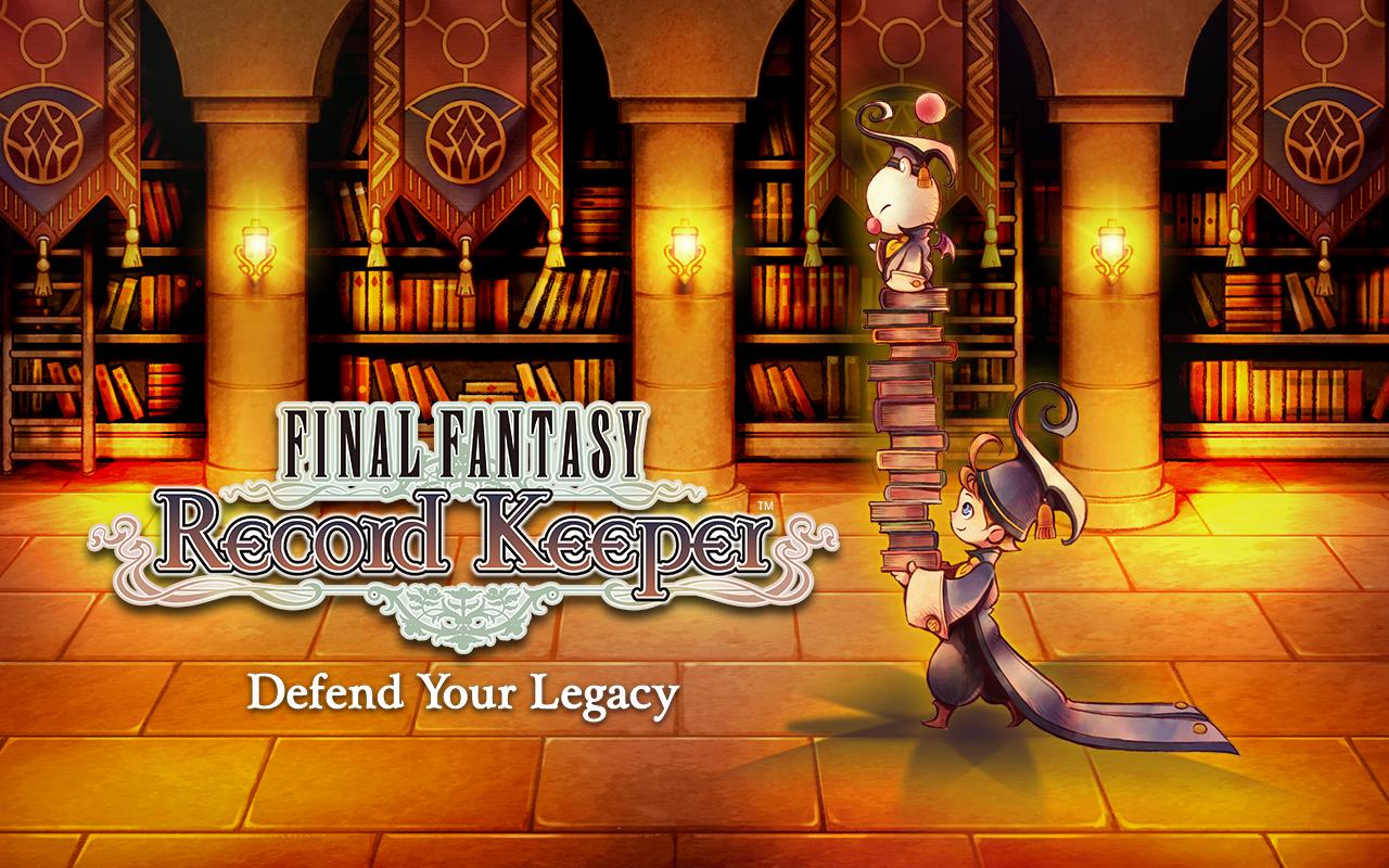 Final Fantasy Record Keeper чит коды