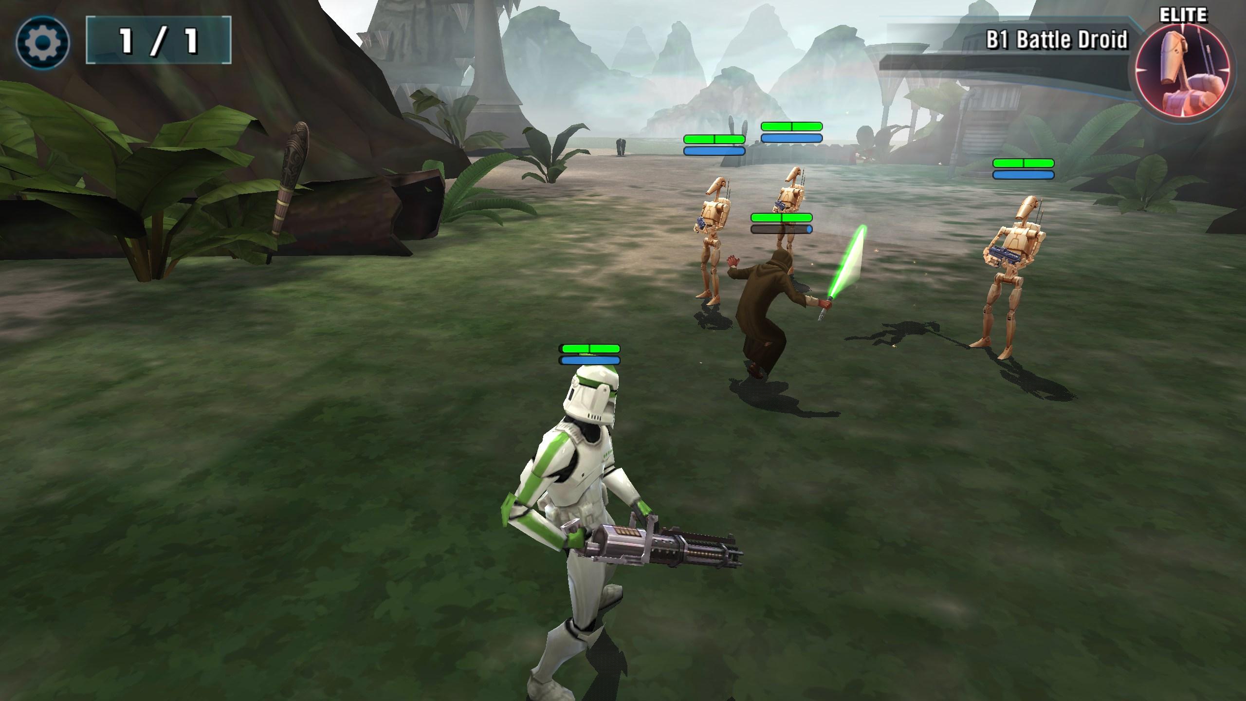 Star Wars: Galaxy of Heroes чит коды