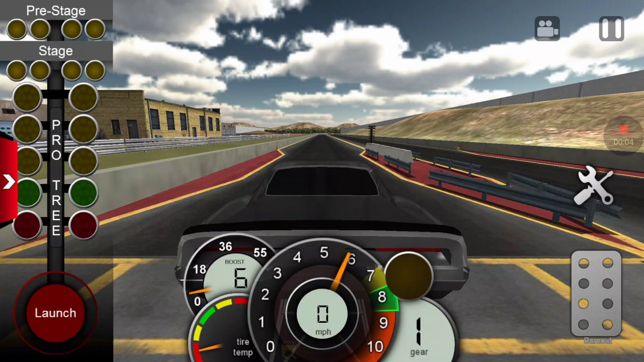 Pro Series Drag Racing чит коды