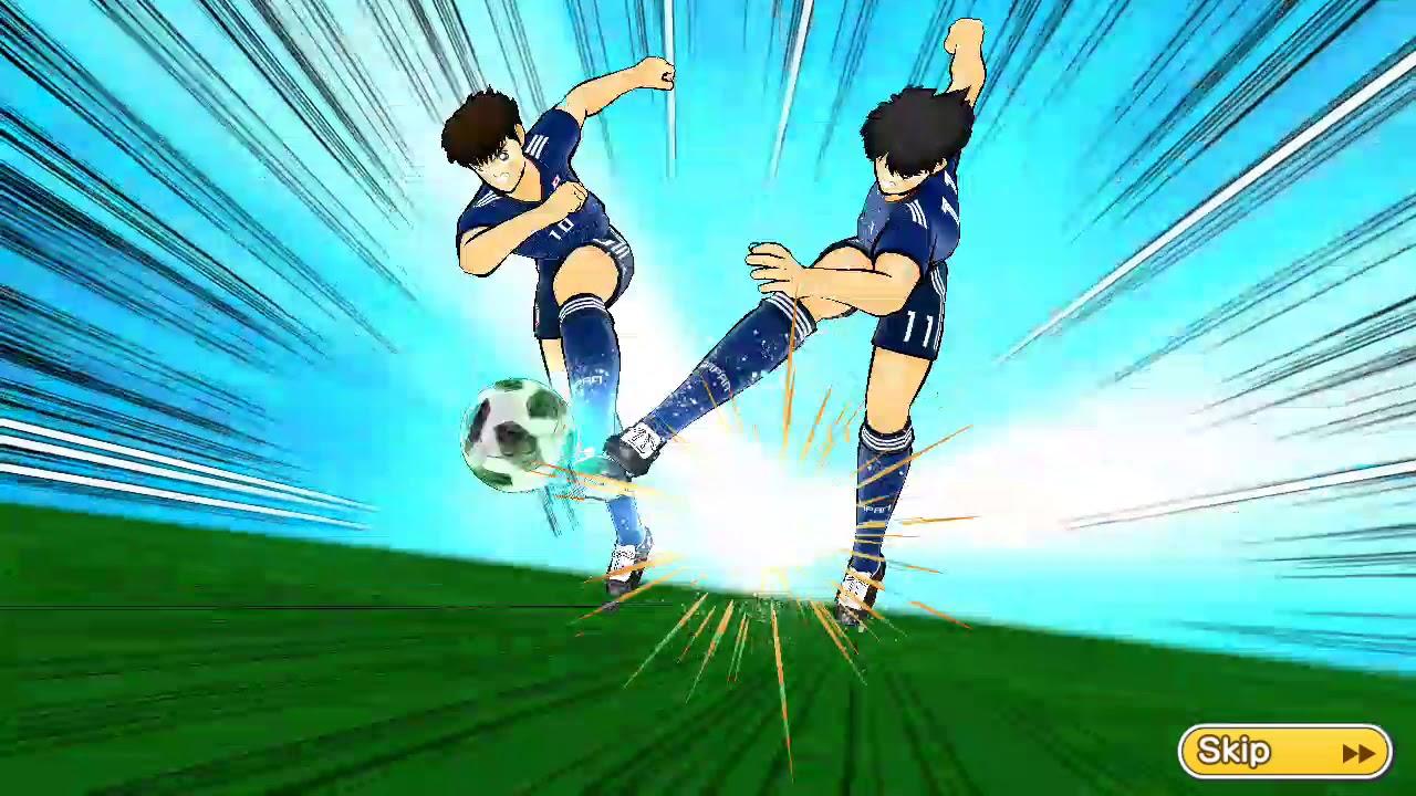 Captain Tsubasa: Dream Team чит коды